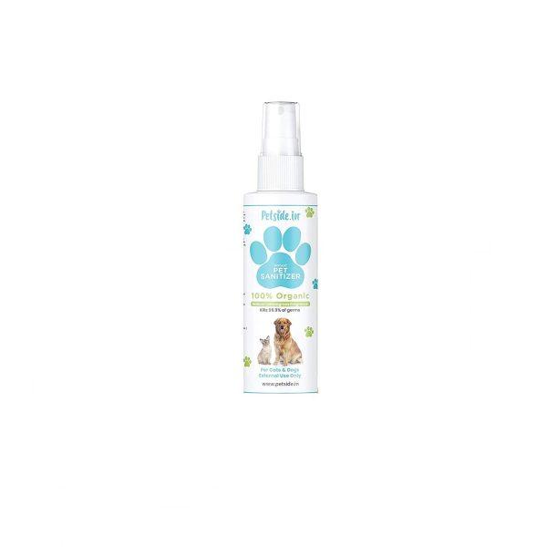 Petside Instant Pet Sanitizer