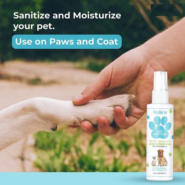 The Paw Dynasty Sanitizer